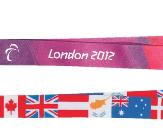 Your Choice Of Lanyard