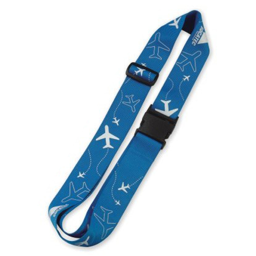 Fly Away with a Branded Polyester Luggage Strap