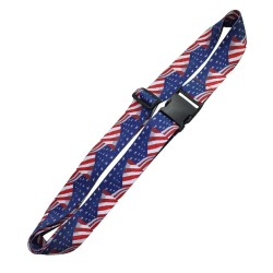 Digital Print Luggage Straps