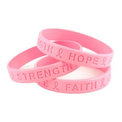 promotional silicone wristbands