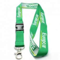 woven promotional lanyards