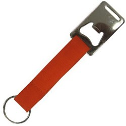 Personalised Bottle Opener Short Strap