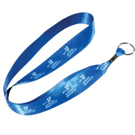 Custom Promotional Satin Lanyards