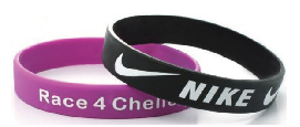 Silicone Wristband for Corporate Events